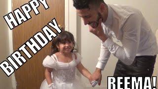 getlinkyoutube.com-HAPPY BIRTHDAY REEMA!!