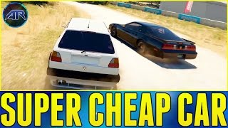 getlinkyoutube.com-Forza Horizon 2 : Top Gear Challenge - SUPER CHEAP CAR CHALLENGE!!! (Part 2)