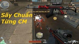 Bình Luận CF : AK47 Scope - Tiến Xinh Trai Zombie v4