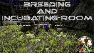 getlinkyoutube.com-ARK Survival Evolved (Breeding and Incubating Room) XBOX ONE S1 E34