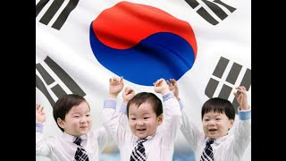 getlinkyoutube.com-Super Cute - Triplet Song Il Gook, Daehan, Mingguk and Manse Commercial Hana Bank CF