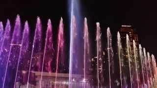 getlinkyoutube.com-KLCC Musical Fountain #1 (Titanic - My Heart will Go On) 4K UHD
