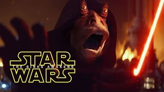 getlinkyoutube.com-Star Wars: The Binks Awakens - Trailer # 2