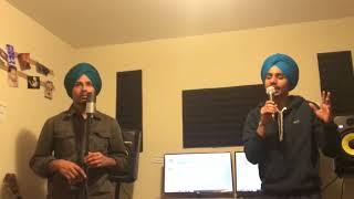 Dil De Totte | ਦਿਲ ਦੇ ਟੋਟੇ  💔💔💔| Harinder Samra & Akash Narwal | New Punjabi Song 2017