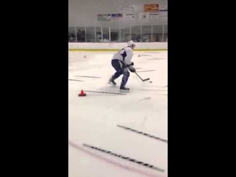 Jonathan Drouin Lightning Development Camp