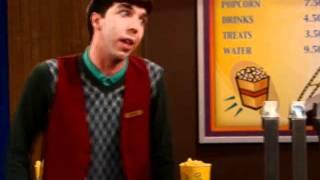 getlinkyoutube.com-Rufus At The Movies - So Random! - Disney Channel Official