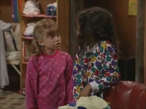 Full House - Cute / Funny Michelle Clips From Season 7 (Part 1)