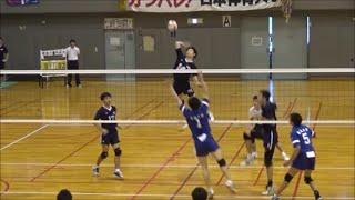 2015春季関東大学バレー第7日~石川祐希選手速報!vs東海大