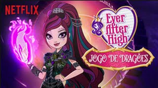 getlinkyoutube.com-Jogo de Dragões Ever After High completo