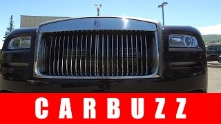 getlinkyoutube.com-2016 Rolls-Royce Wraith Review - The Ultimate Two-Door Coupe