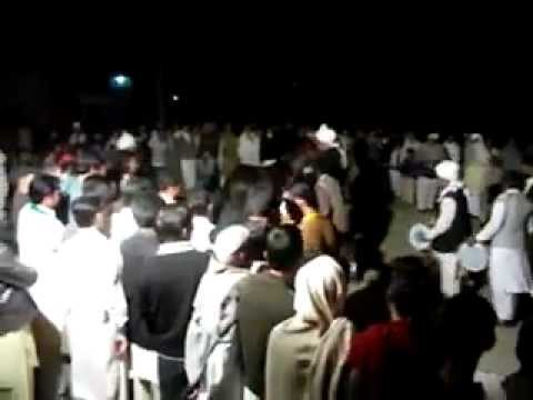 horse dancing in chakwal nasir and kashif mahndi pakistan 2012