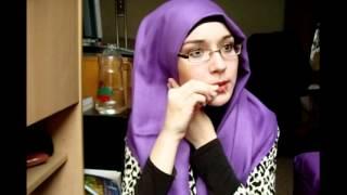 getlinkyoutube.com-Hijab Tutorial l Front twists
