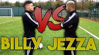 getlinkyoutube.com-Billy VS Jezza | 11-a-side The Ultimate BATTLE!