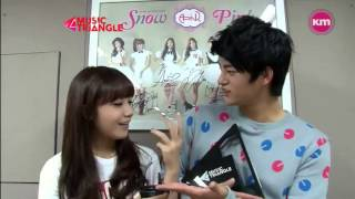 getlinkyoutube.com-[ENG SUB] Seo In Guk & Jung Eun Ji got 1st rank @Music Triangle