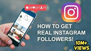 2017 How To Get 100% Real Unlimited Auto Instagram Followers & Likes |Free Instagram Followers Daily