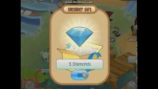 getlinkyoutube.com-Animal Jam 5 Diamond Code!?