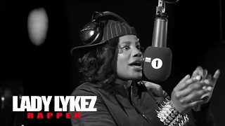 Lady Lykez – Fire In The Booth