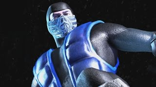 getlinkyoutube.com-Mortal Kombat X - Sub-Zero Klassic '95 Movie Costume / Skin PC Mod (1080p 60FPS)