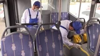 UlaşımPark'ın temizlik timiyle sağlıklı yolculuklar