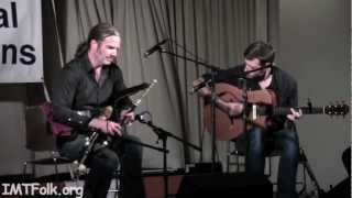 "getlinkyoutube.com-""Pipes Solo - Lark in the Morning"", Cillian Vallely & Alan Murray"