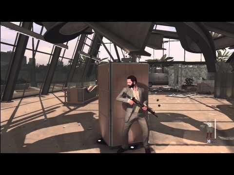 Max Payne 3 Mission 6 Walk through Hard Free Aim