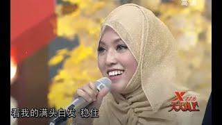 getlinkyoutube.com-SHILA AMZAH - Let It Go, Bollywood, KPOP (HunanTV - China)