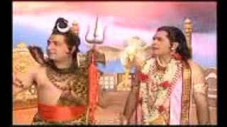 getlinkyoutube.com-Lord Shiva gave sudarshan chakra to Lord Vishnu. shiv mahapuran part