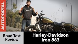 2017 Harley-Davidson Iron 883 Test Ride Review - Autoportal