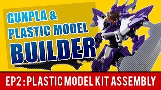 getlinkyoutube.com-พี่เอ Gunpla Tutorial EP2 : การต่อ Danball Senki LBX051 - Magna Orthus
