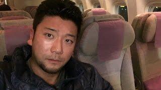 getlinkyoutube.com-【4K】アキーラさん利用②エミレーツ航空・成田空港→ドバイ!機内編!EK319・Emirates airlines from Tokyo to Dubai