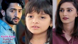 getlinkyoutube.com-Suhana's REACTION after knowing Dev is her FATHER in Kuch Rang Pyaar Ke Aise Bhi