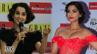 Watch Kangana's special message for Fashionista Sonam Kapoor