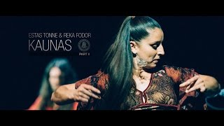 getlinkyoutube.com-Estas Tonne & Reka Fodor @ VDU Kaunas 2014 [HD] Part II
