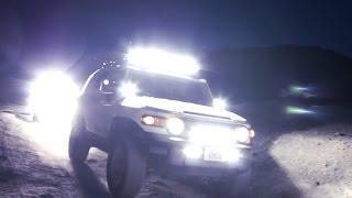 getlinkyoutube.com-Off Road LED Light Bars - LAMPHUS ® Maverix ™ The Journey of Light
