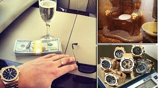 getlinkyoutube.com-World's most rich teens of Instagram are spending summer : 'Always tip your private jet pilot $10K'
