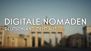 Digitale Nomaden - Deutschland zieht aus (Offizieller Trailer)