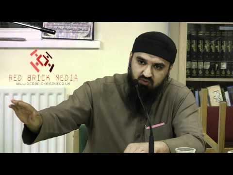 The Reality Of Death - Ustadh Murtaza Khan