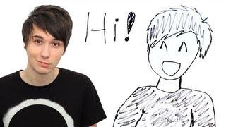 getlinkyoutube.com-Draw My Life - Dan Howell
