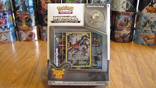 getlinkyoutube.com-Darkrai Mythical Pokemon Collection Opening