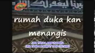 Pesan Mundur Lagu Opick Ya Rabbana (Religious Messages)