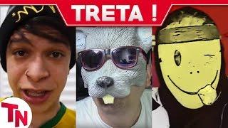 Aruan Felix passa mal, Rato Borrachudo perde máscara, Contente sofre ataque hacker
