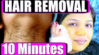 getlinkyoutube.com-In 10 Minutes How To Remove Facial Hair Permanently At Home | SuperPrincessjo