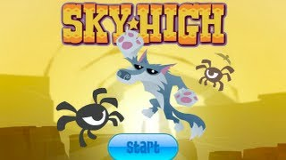 getlinkyoutube.com-Animal Jam - Cheats for winning Sky High?!