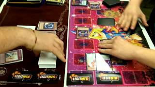 getlinkyoutube.com-YuGiOh Kozmo vs Majespecter Performage G2