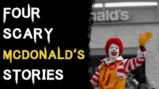 4 TRUE SCARY MCDONALD'S STORIES TO KEEP YOU UP AT NIGHT (Be Busta)