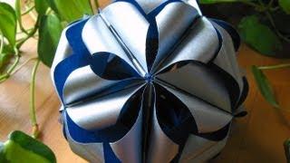 getlinkyoutube.com-Origami ✿ Firefly ✿ Kusudama
