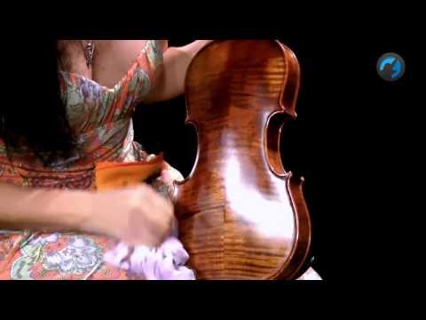Como Limpar o Violino (Dicas de violino)