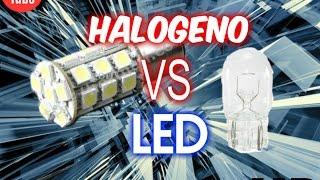 getlinkyoutube.com-Como instalar Un foco LED en el interior de nuestro auto ( halógeno a LED ) - HD