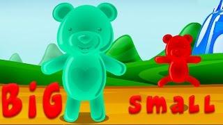 getlinkyoutube.com-Opposites Words Nursery Rhymes Songs For Childrens Videos For Kids