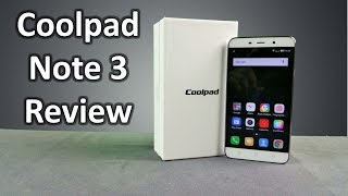 getlinkyoutube.com-Coolpad Note 3 Unboxing & Full Hands on Review including Camera test